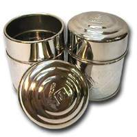 2.65 oz Stainless Steel Empty Can