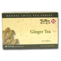 Ginger Tea (No Caffeine)