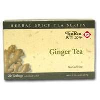 Ginger Tea (No Caffeine)
