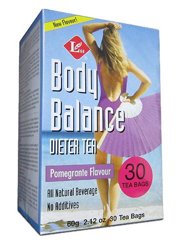 Body Slim (Pomegrante Flavor)