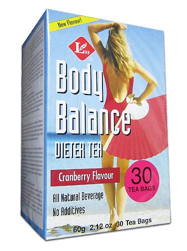 Body Slim (Cranberry Flavor)